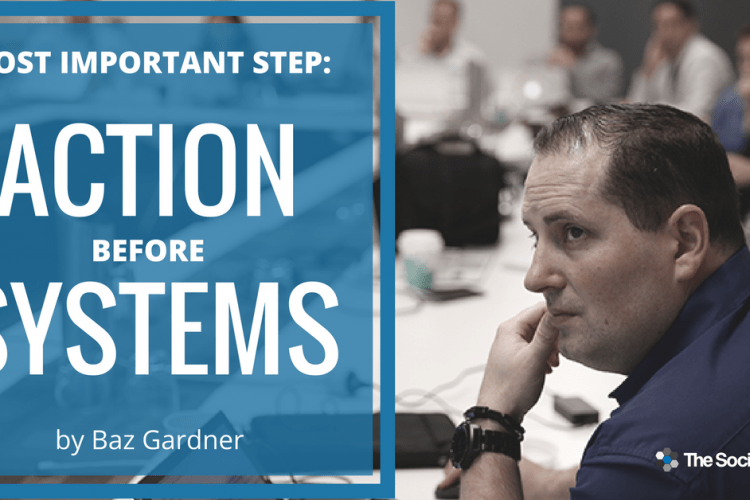 Action Before Systems